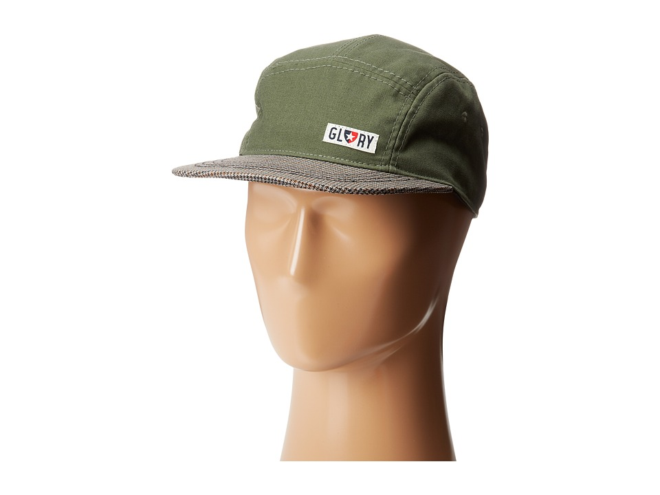Goorin Brothers - The Brand (Olive) Caps