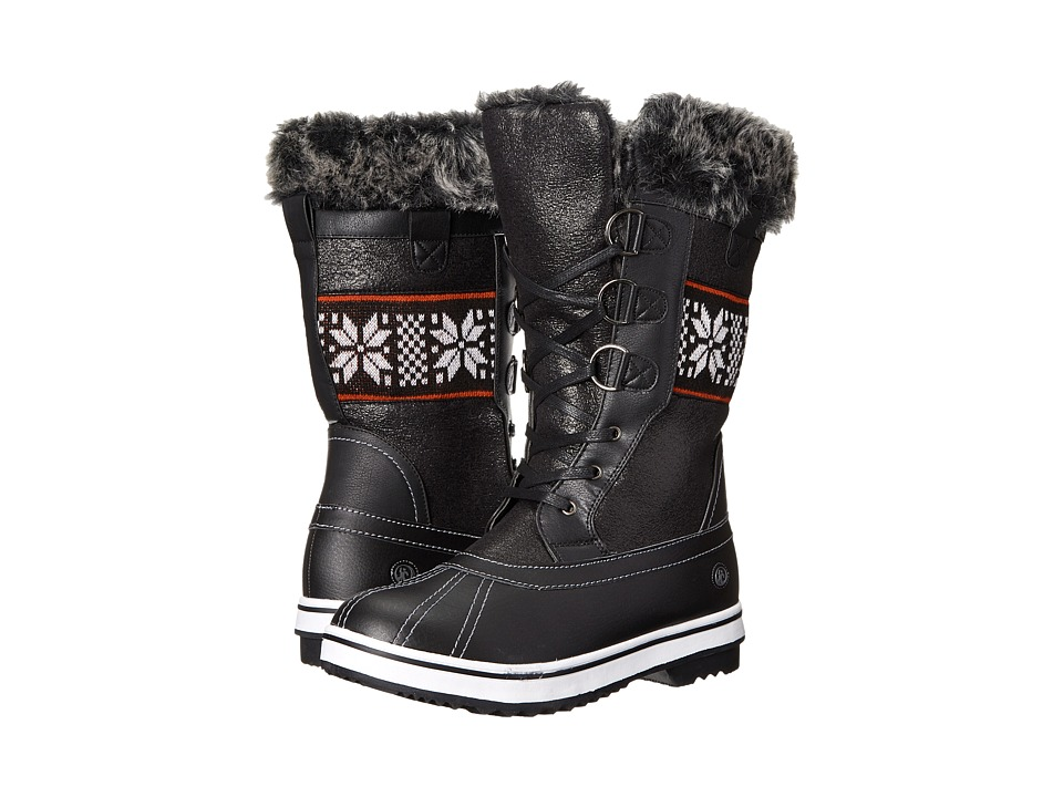 Northside - Bishop (Black) Women's Cold Weather Boots