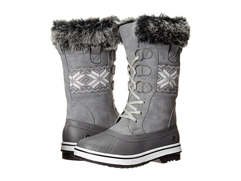 Northside - Bishop (Gray) Women's Cold Weather Boots