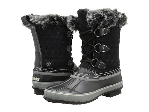 Northside - Mont Blanc (Black) Women's Cold Weather Boots