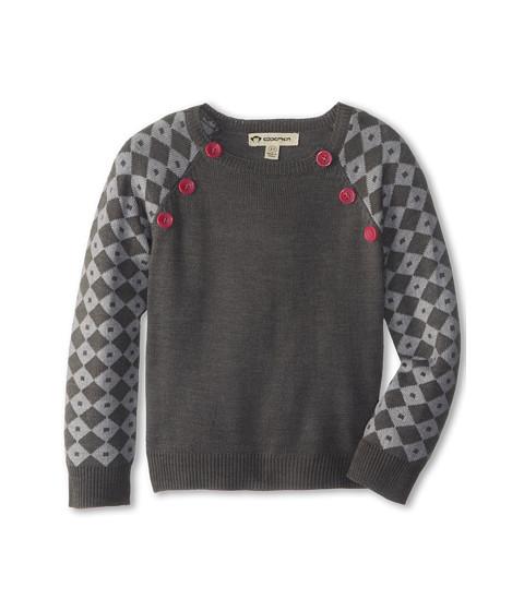 Appaman Kids - Queen B Sweater (Toddler/Little Kids/Big Kids) (Mist) Girl's Sweater