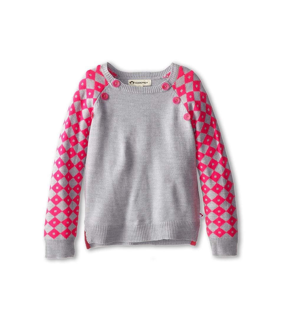 Appaman Kids - Queen B Sweater (Toddler/Little Kids/Big Kids) (Hot Pink) Girl