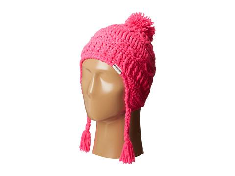 Appaman Kids - Super Soft Fleece Lined Sienna Hat (Infant/Toddler/Little Kids/Big Kids) (Hot Pink) Beanies