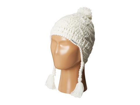 Appaman Kids - Super Soft Fleece Lined Sienna Hat (Infant/Toddler/Little Kids/Big Kids) (White) Beanies