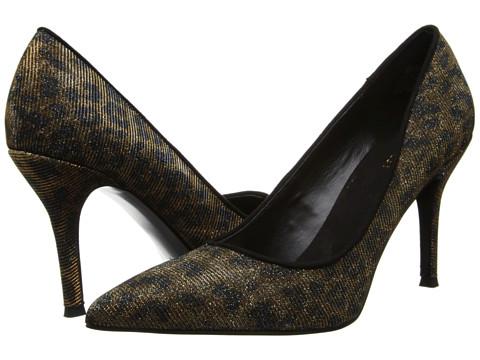 Nine West - Flax (Leopard Glitter) High Heels