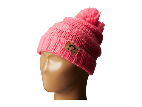 Appaman Kids - Super Soft Slouchy Tilly Hat (Infant/Toddler/Little Kids/Big Kids) (Hot Pink) Caps