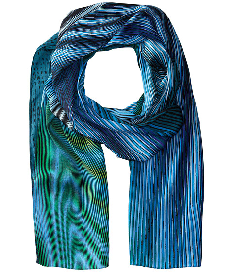 Echo Design - Faceted Crystal (Teal) Scarves