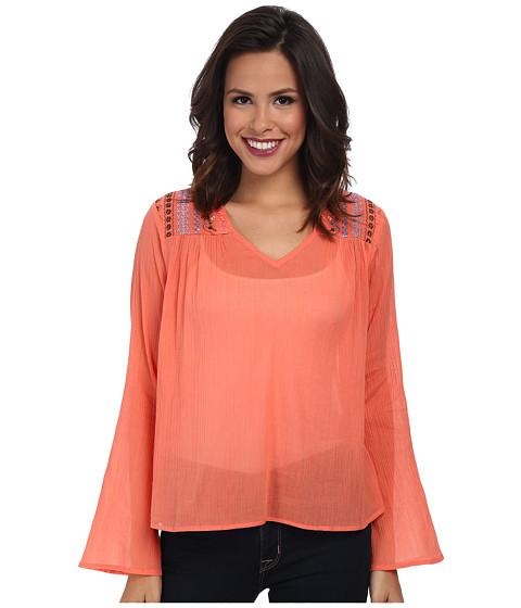 Ariat - Marietta Tunic (Rose Peach) Women's Long Sleeve Pullover