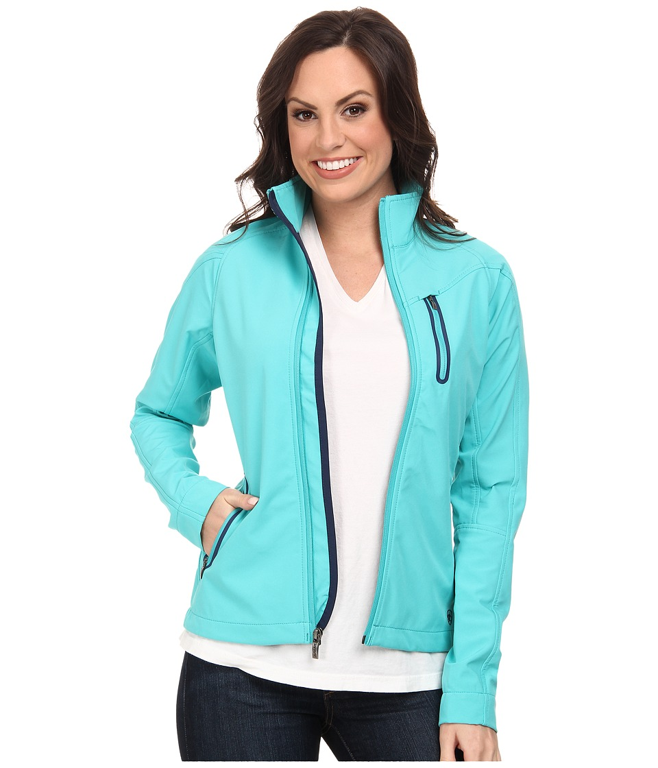 Ariat - Swift Jacket (Lite Turquoise) Women's Coat