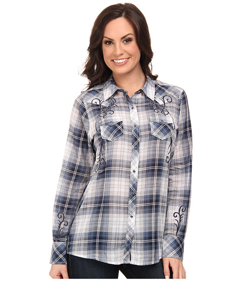Ariat - Darby Snap Shirt (Multi) Women's Long Sleeve Button Up