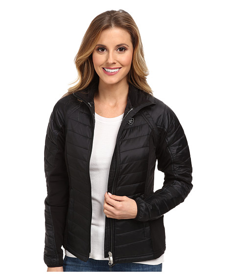 Ariat - Stratus Jacket (Black) Women's Coat