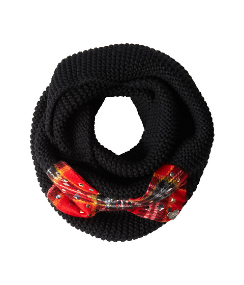 Betsey Johnson - Pretty n Punk Infinity (Red) Scarves