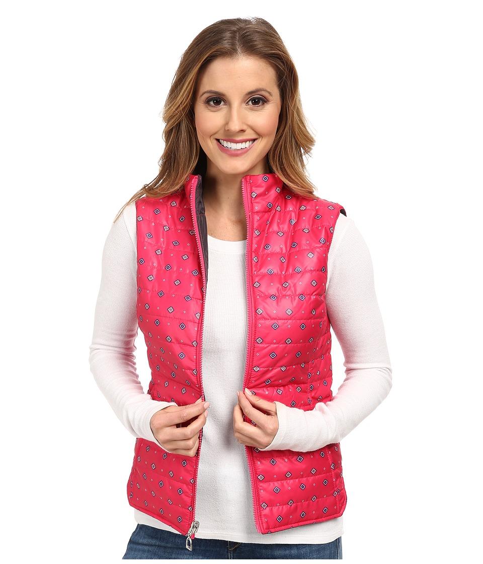 Ariat - Vala Rev Vest (Pink Clash) Women's Vest