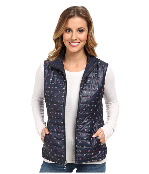 Ariat - Vala Rev Vest (Navy Multi) Women