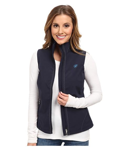 Ariat - Solan Softshell Vest (Navy Eclipse) Women