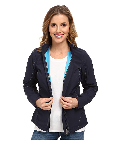 Ariat - Solan Softshell Jacket (Navy Eclipse) Women
