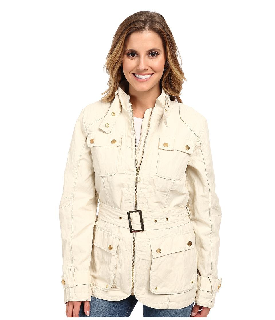 Ariat - Furlough Jacket (Bone) Women's Coat