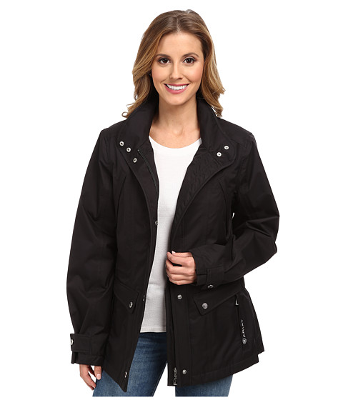 Ariat - Burney Parka (Black) Women's Coat