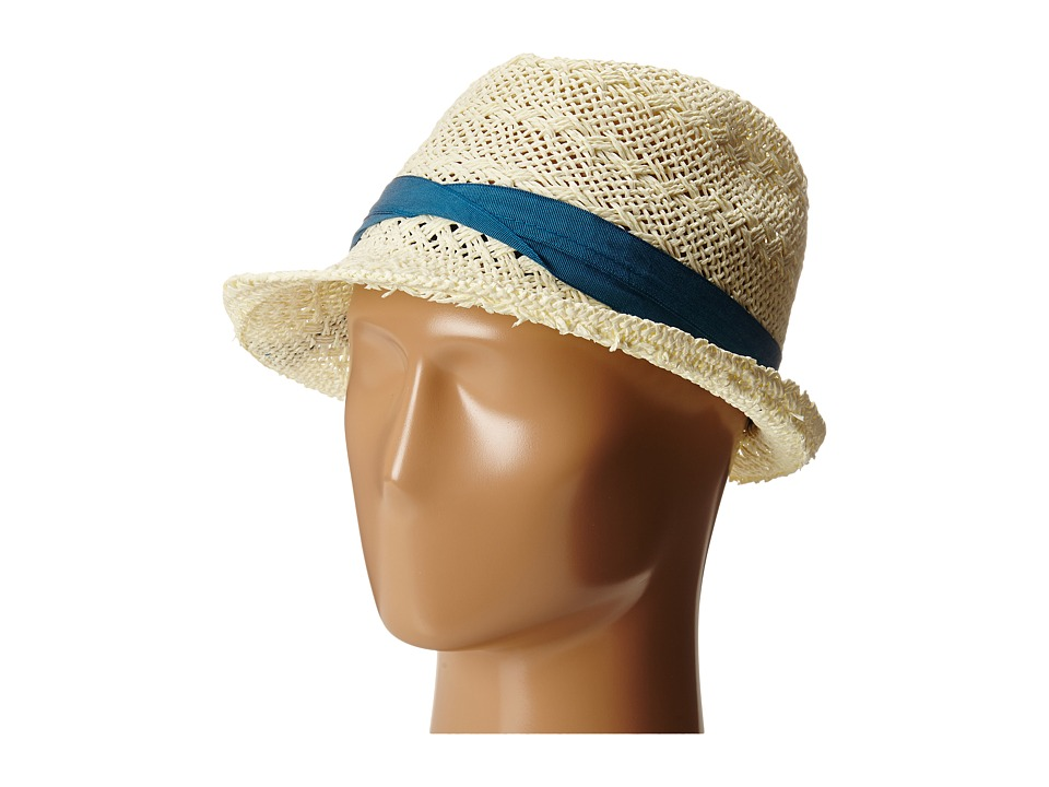 Grace Hats - Asymmetry Hat Free (Ivory) Fedora Hats