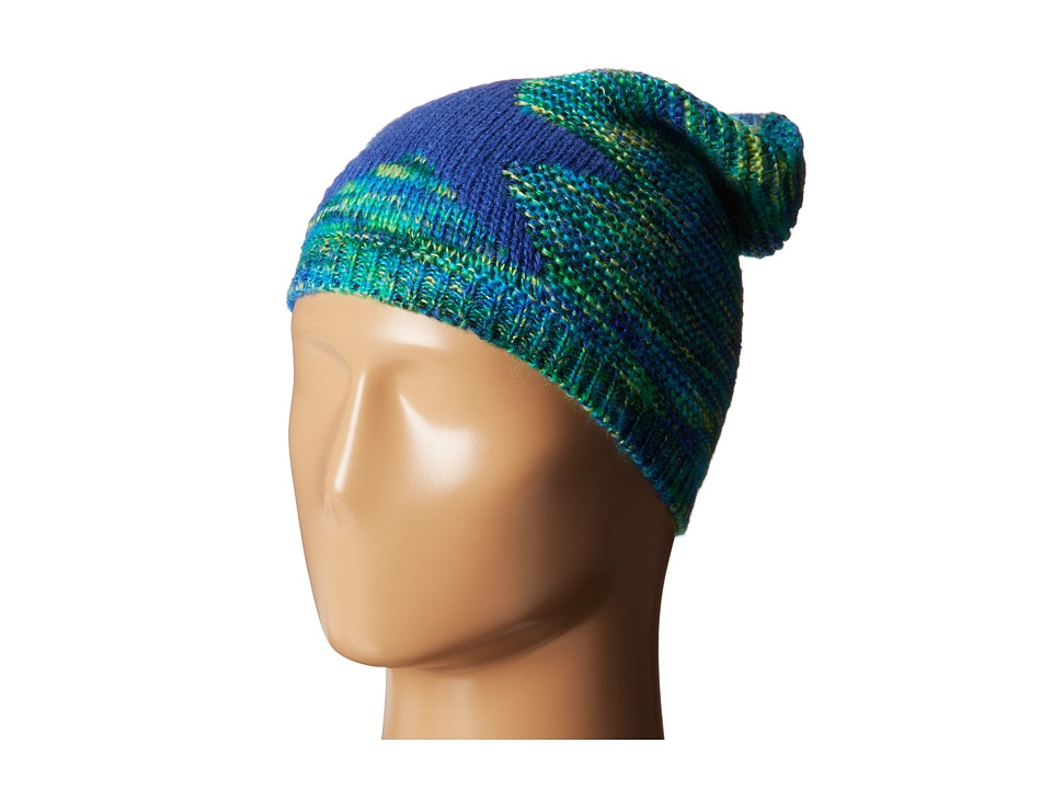 Betsey Johnson - Rising Star Beanie Hat (Cool) Beanies