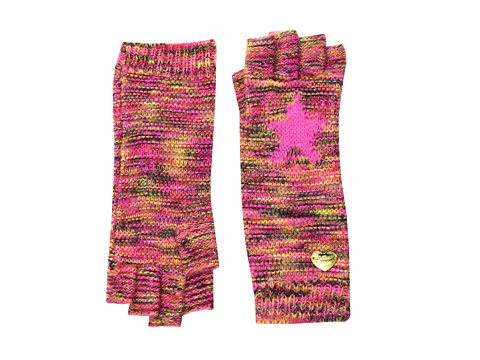 Betsey Johnson - Rising Star Half-Finger Glove (Warm) Extreme Cold Weather Gloves