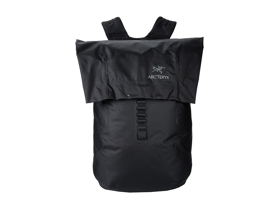 Arc'teryx - Granville Backpack (Black) Backpack Bags