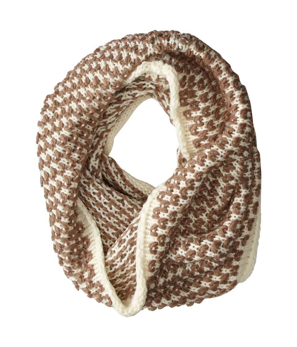 Steve Madden - Table For Two Snood (Cream) Scarves