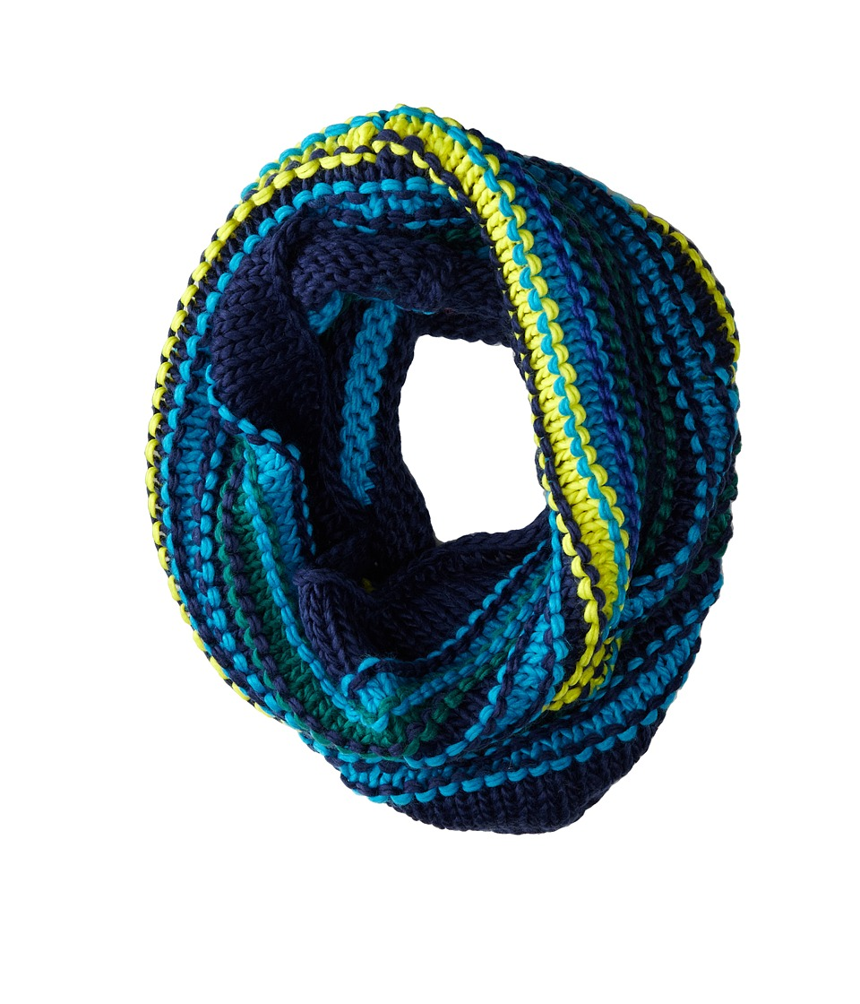 Steve Madden - Finish Lines Snood (Cool) Scarves