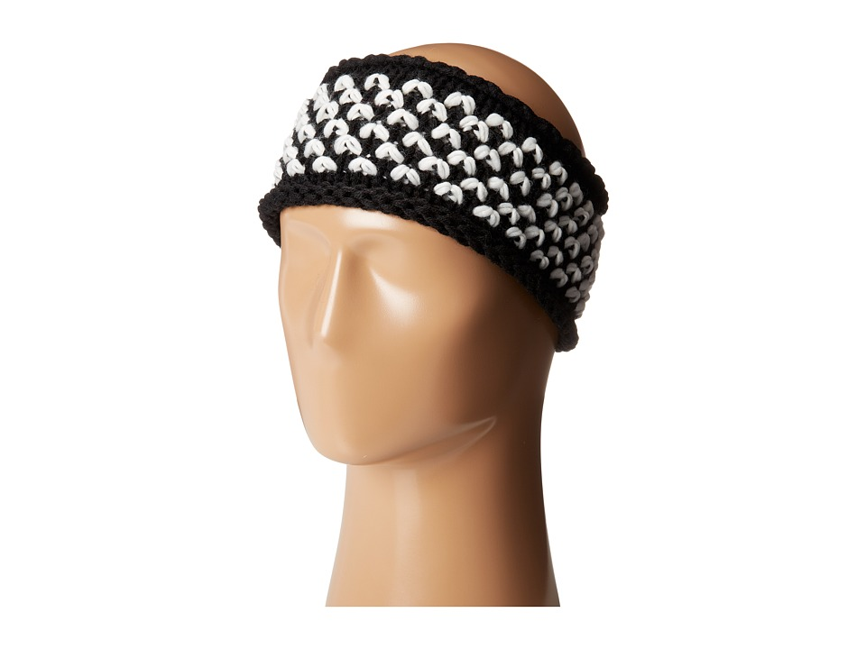 Steve Madden - Table For Two Headband (Black) Headband