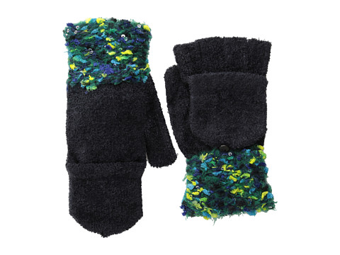 Steve Madden - Space Dye Knit Knack Tailgate Glove (Cool) Dress Gloves