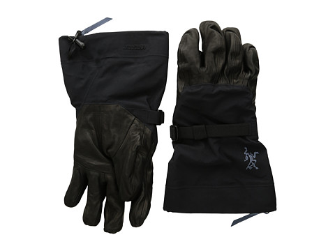 Arc'teryx - Alpha SV Glove (Black) Extreme Cold Weather Gloves