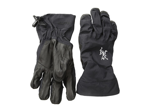 Arc'teryx - Beta AR Glove (Black) Extreme Cold Weather Gloves