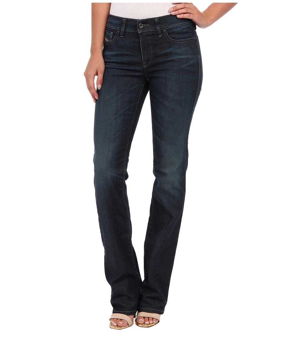 Diesel - Bootzee L.32 Pants (Blue 2) Women's Jeans