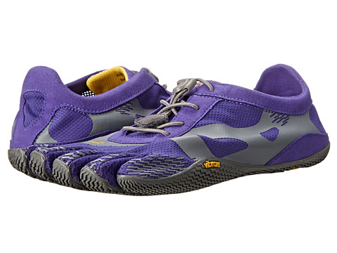 Vibram FiveFingers - KSO EVO (Purple/Grey) Women's Shoes