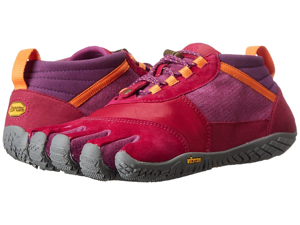 Vibram FiveFingers Trek Ascent LR (Pink/Grey/Orange) Women