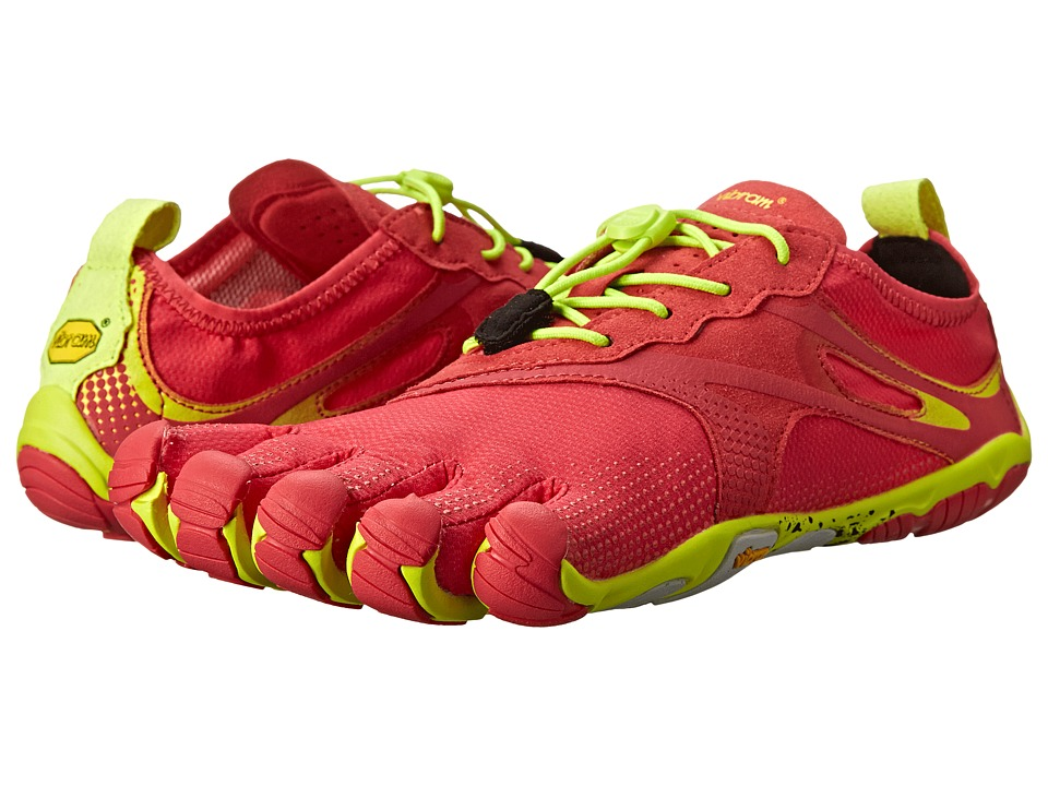 Vibram FiveFingers - V Run EVO (Red/Yellow) Women's Shoes