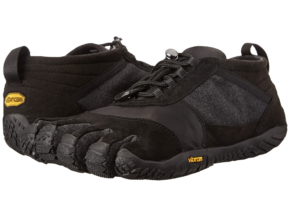 Vibram FiveFingers - Trek Ascent LR (Black) Men's Shoes