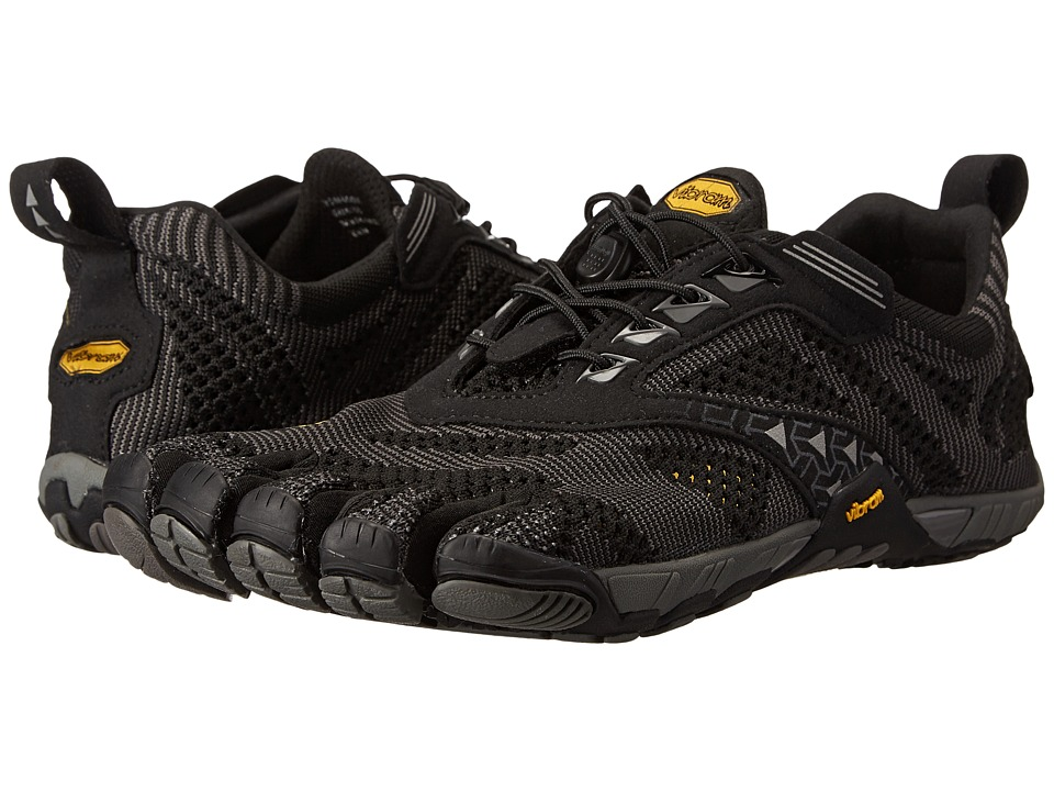 Vibram FiveFingers - KMD EVO (Black/Grey) Men's Shoes