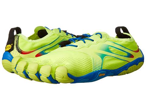 Vibram FiveFingers - Bikila EVO (Yellow/Blue/Teal) Men's Shoes