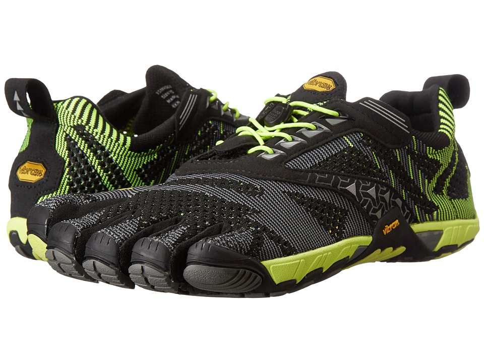 Vibram FiveFingers - KMD EVO (Black/Yellow) Men's Shoes