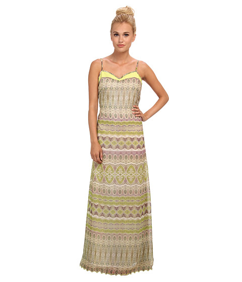 KAS New York - Joise Maxi Dress (Multi) Women's Dress