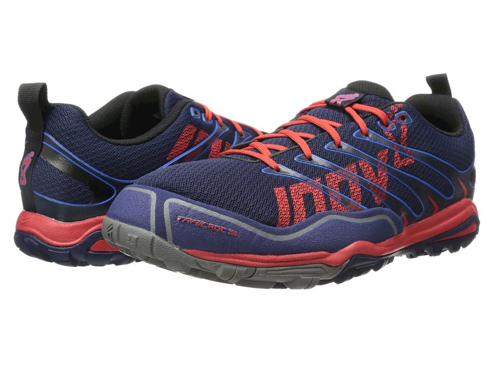 inov-8 - Trailroc 255 (Navy/Blue/Red) Men