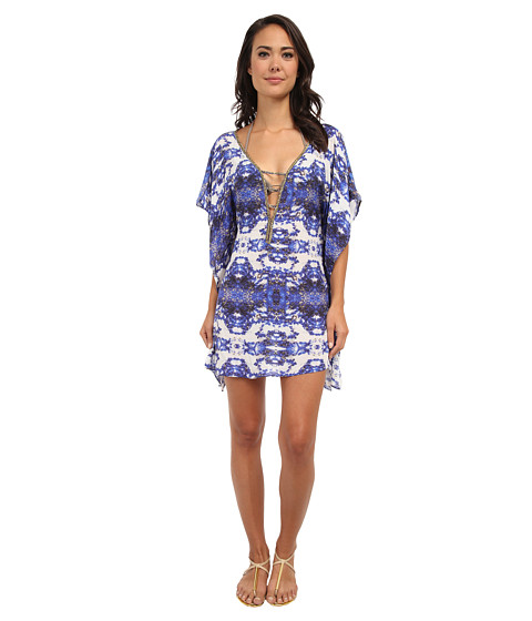 Vix - Pyramid Camila Caftan Cover-Up (Pyramid) Women's Swimwear