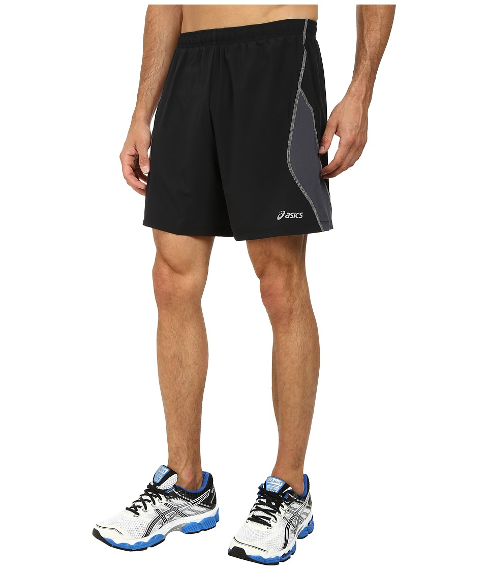 ASICS - Lite-Show Short (Black/Steel) Men