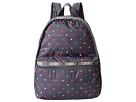LeSportsac Basic Backpack (Chromatic Dot)