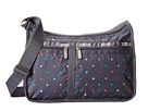 LeSportsac Deluxe Everyday Bag (Chromatic Dot)