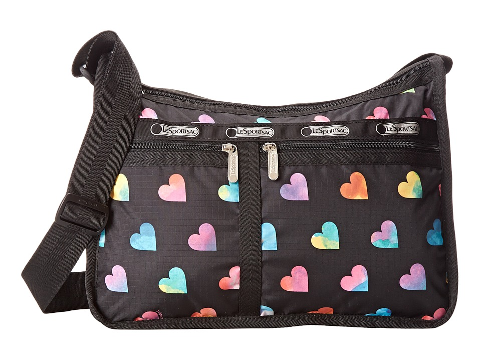 LeSportsac - Deluxe Everyday Bag (Wild At Heart) Handbags