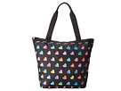 LeSportsac Hailey Tote (Wild At Heart)