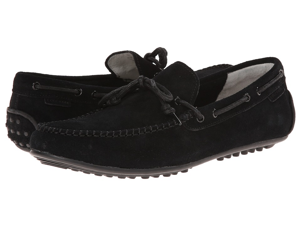 Cole Haan Grant Escape (Black Suede) Men