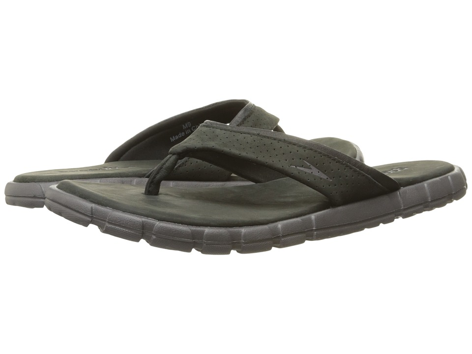 Speedo - Upshifter (Black/Grey) Men's Sandals